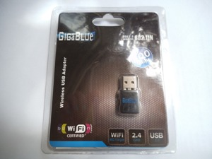 USB 2.0 Wireless Adapter Wifi 300 mpbs x Gigablue 800 se-ue-qua
