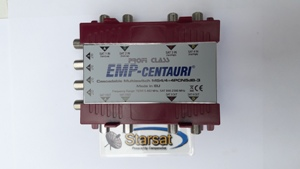 EMP Centauri multiswitch passante 4 in - 4 out - 4 derivazioni