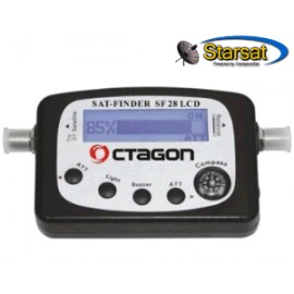 Sat Finder Octagon SF28 digitale con display LCD